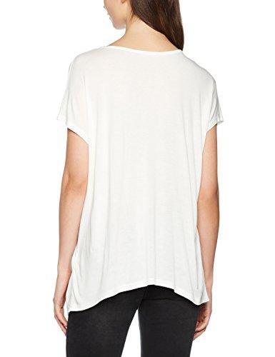 LEE Relaxed Tee, T-Shirt Femme Ecru (White Canvas)