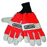 Oregon Medium Chainsaw Gloves - Left Hand Protection