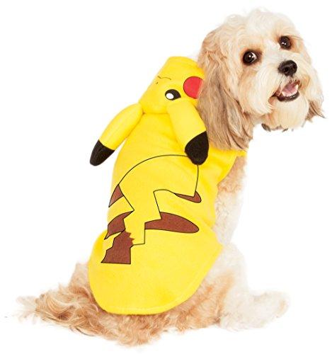 Rubies Costume Pikachu Pet Hoodie