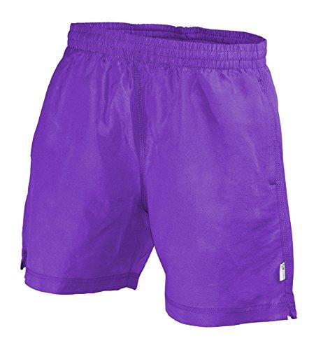 Windstärke 7 Herren Badeshorts verschiedene Farben & Größen zum Baden und Wassersport a1000 Violett
