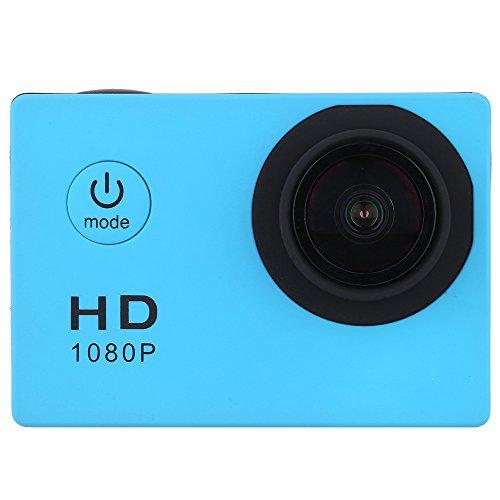 Altsommer Action Cam Wasserdichtes Kamera, Wasserdichte Full HD 1080P Sport Action Kamera mit DVR Cam DV Video Camcorder für Gopro Hero 7/6/4/5 /1/2 /3/3+ Nikon Sony, Unterwasser Fotografie 900 Digital Camcorder