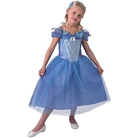 Rubie's - Disfraz Cenicienta para niñas, talla S (I-610284S)