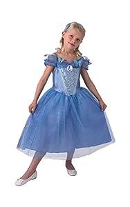 Rubies - Disfraz Cenicienta para niñas, talla S (I-610284S)