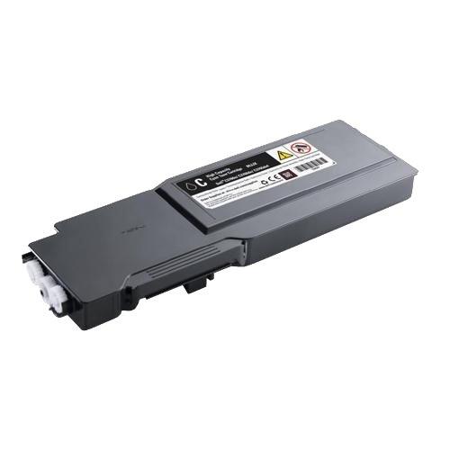 Original Dell C3760n/3760dn/3765dnf Extra High Capacity Toner Kit ca. 11.000 Seiten, schwarz -