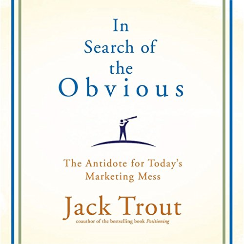 In Search of the Obvious  Audiolibri
