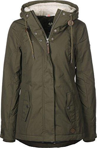 Ragwear Monade Jacket Olive S