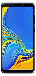 Samsung Galaxy A9 (Lemonade Blue, 8GB RAM, 128GB Storage)