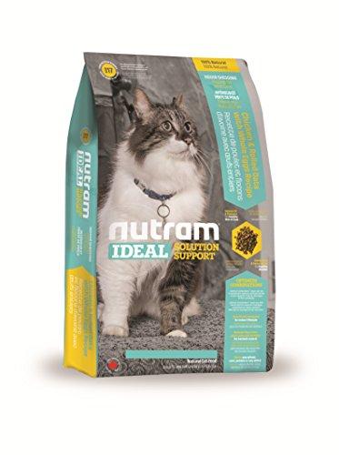 Nutram Cat I17 Indoor Shedding 6,8kg