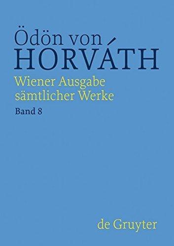 Figaro l????????t sich scheiden (Dn Von Horvath, Smtliche Werke ( Wiener Ausgabe )) (German Edition) by ????d????n von Horv????th (2011-07-18)