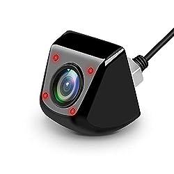 Car Rover Auto Rückfahrkamera Mit 4 Infrared--Schwarz