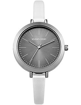 Seventh Story Damen-Armbanduhr SS008WS