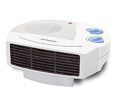 Orbegozo FH5008 Thermoventilator für den Boden, 2.000W, 2Positionen, Kaltluft, Thermostat, Weiß von Orbegozo - Heizstrahler Onlineshop