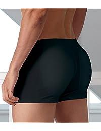 Kiniki Allure Bunz Shorty Sous-vêtements sexy pour homme Noir