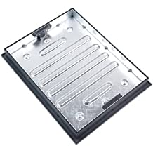 Clark Drain - Block Pavior Recessed Manhole Cover (CD 790R 600 X 450 X 65mm)