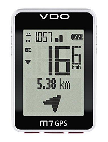 VDO M7 GPS Fahrradcomputer 2017 Tacho