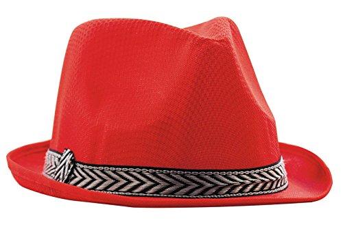 party-pro-87342-chapeau-borsalino-polyester-souple-rouge