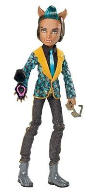 Monster High W9192 - Clawd Wolf vestido de noche de Mattel