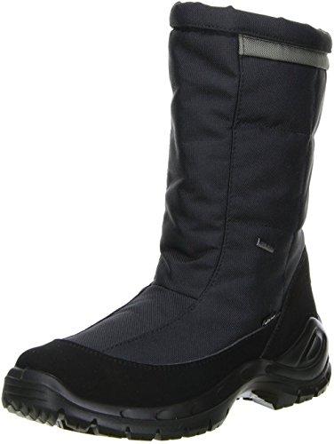 Vista Herren Winterstiefel Snowboots schwarz, Größe:41;Farbe:Schwarz -
