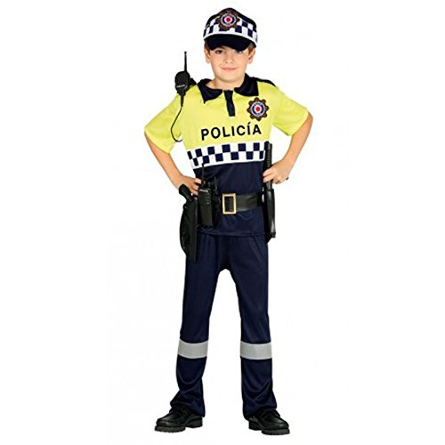 Disfraz de Policía Local para niños