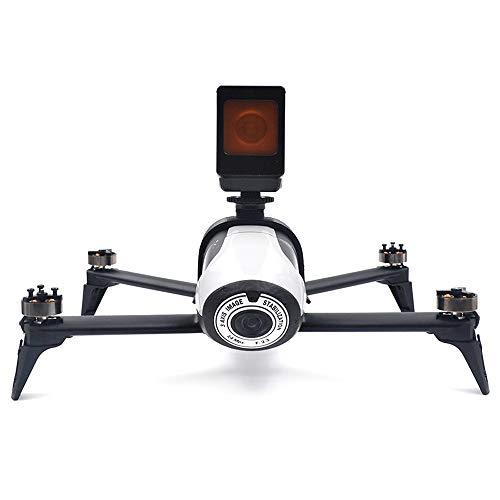Kingwon Support de Fixation de caméra pour Le Drone Parrot Bebop 2 FPV utilisé pour Transporter la...