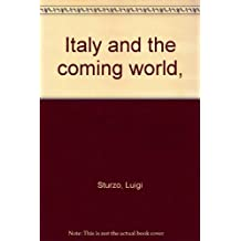 Italy and the Coming World
