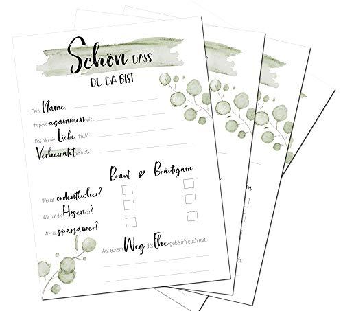 Alternatives Gästebuch, Hochzeitsspiel