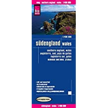 Reise Know-How Landkarte Südengland, Wales (1:400.000): world mapping project