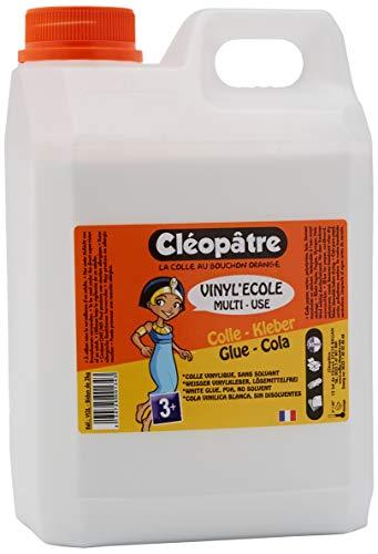 Cléopâtre VI2L Bastelkleber VINYL\'ÉCOLE, 2 kg