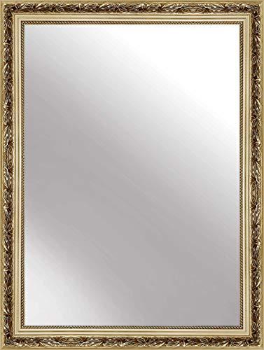 nielsen HOME Wandspiegel Francesca, Gold, Holz, ca. 50x70 cm