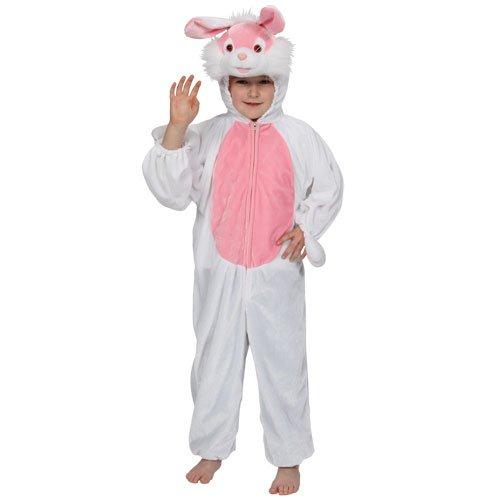 Bugs Bunny Kostüme ((S) Jungen Mädchen Kids Bunny Kaninchen Kostüm für Tiere Bugs Kreaturen Fancy Dress Kleine Alter)
