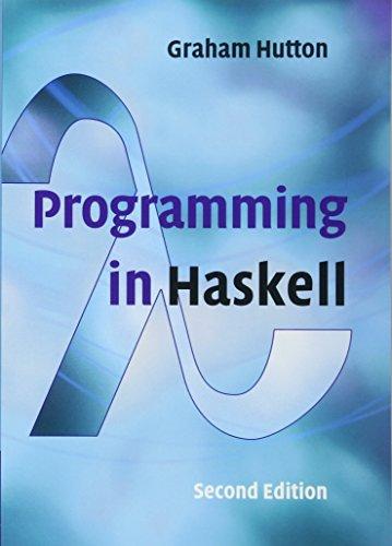 Programming in Haskell par Graham Hutton