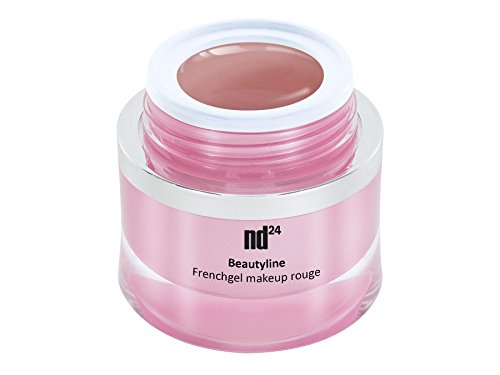Nail Art - Spa Beauty Line Frenchgel maquillage rouge 15ml