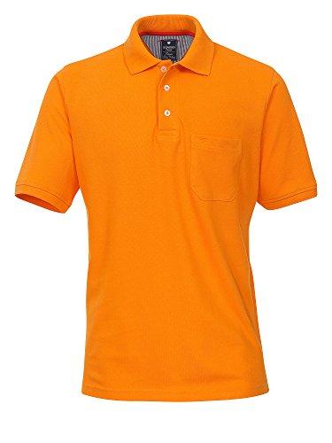 REDMOND Uomini Polo 900 100% cotone Arancione chiaro