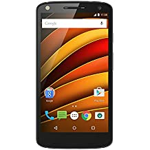 "Motorola Moto X Force - Smartphone de 5.4"" (Wi-Fi, Bluetooth, 32 GB, cámara de 21 MP, Android) color negro"