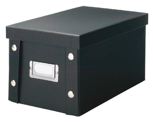 zeller-cd-box-wood-black-floral-165-x-28-x-15-cm