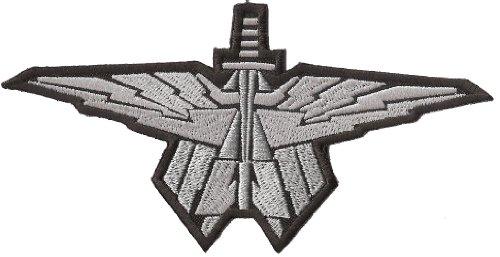 STARSHIP TROOPERS Wingpatch Uniform Kostüm Abzeichen Aufnäher Patch (Starship Trooper Kostüm)