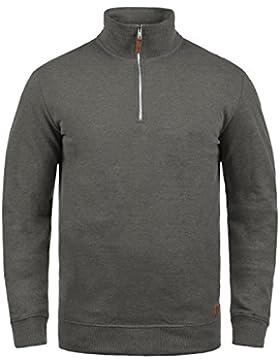Blend Aliere Felpa Maglione Pullover Da Uomo Con Collo Alto