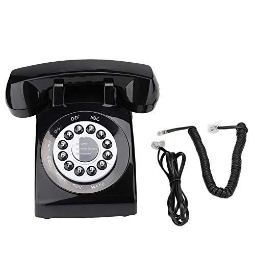 Teléfono Vintage, Teléfono Fijo Estilo Retro Vintage