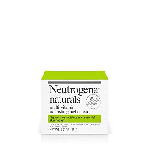 Multi-Vitamina nutritiva crema de noche