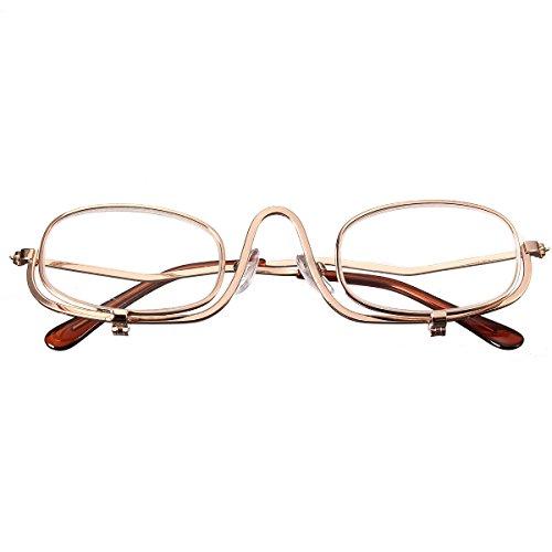 Bluelover Aumento De Maquillaje Gafas De Visión Anteojos