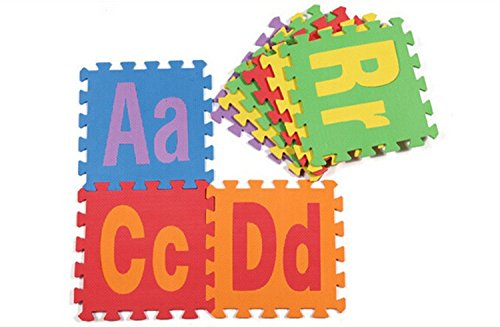 smartcraft Alphabet Puzzle Educational & Learning Mat