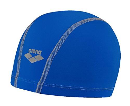 Imagen de arena unix gorro de natación, unisex adulto, azul royal, talla única