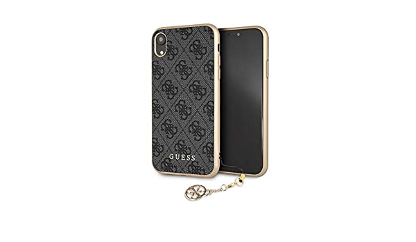 Guess Charms Hardcover 4G Apple iPhone 6.5 XS Max