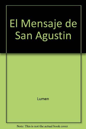 El Mensaje de San Agustin