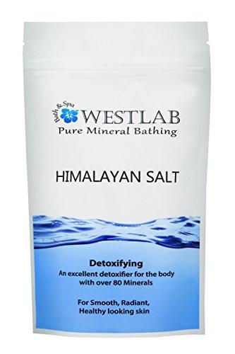 Westlab Himalaya-Salz 5kg (Himalaya Bad Salz Kristalle)