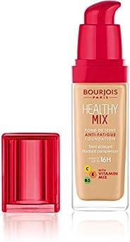 Bourjois Healthy Mix Anti-Fatigue Foundation. 53 Light Beige, 30 ml - 1.0 fl oz