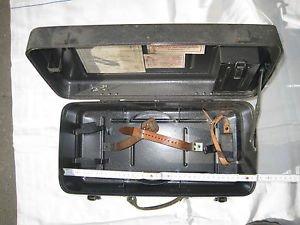 Preisvergleich Produktbild Russische Metallkiste Russland Tresor Kasse Box Kiste Rote Armee Militärkiste Werkstatt Deko