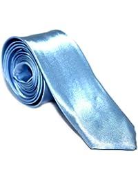 Men's / Boys Slim / Skinny Satin 2 inch Tie