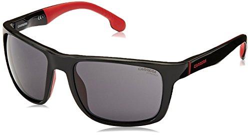 Carrera Herren 8027/S Sonnenbrille, Schwarz (Black), 57