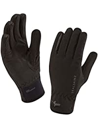 Sealskinz Sea Leopard Glove Black